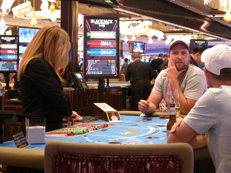 Gambling Tales – Vegas – No General Market Trends Needed Here!