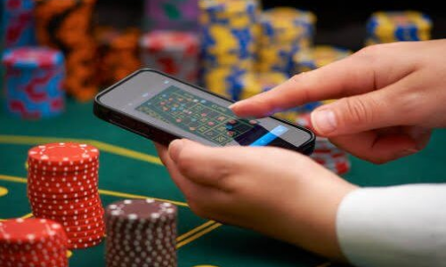 Online casinos games at your fingertips