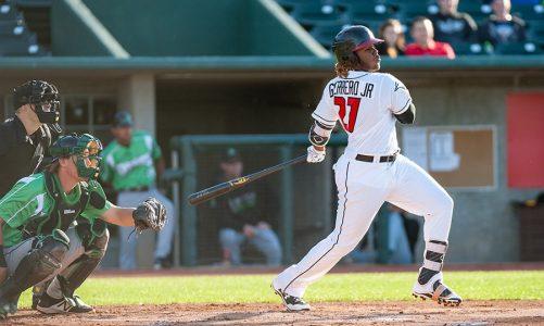 Will Vladimir Gurrero win the batting title in MLB?
